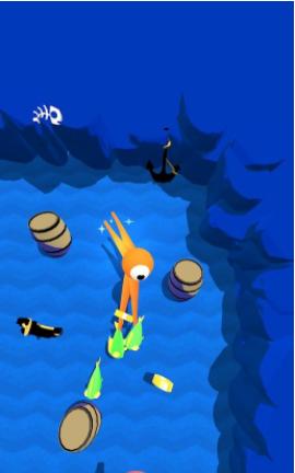 鱿鱼吃小鱼图2