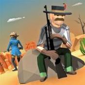 狂野西部狙击手边境