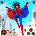 超级英雄城市救援任务
