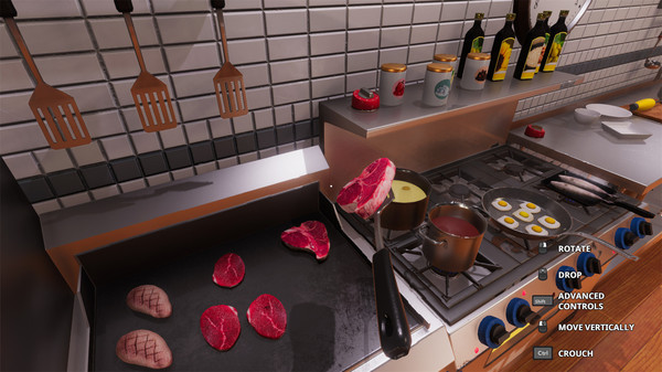 餐厅模拟经营图1