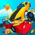 弹射撞车游戏
