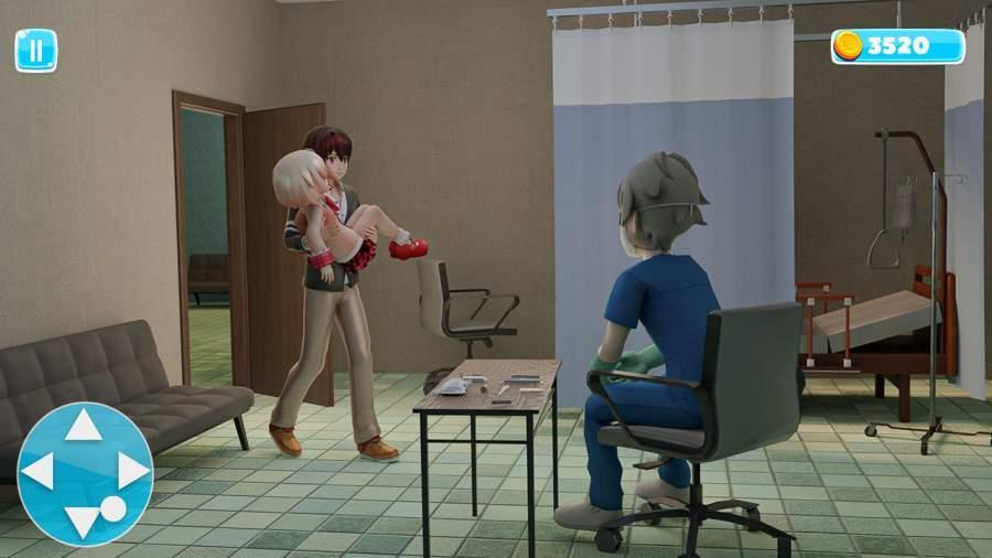 虚拟动漫父亲模拟器图1