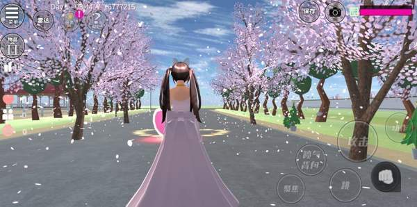 樱花校园模拟器追风汉化2021最新版图2