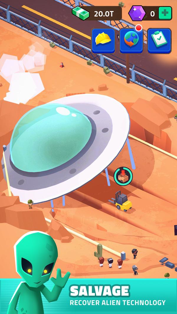 放置太空船游戏图2