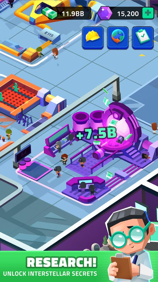 放置太空船游戏图4