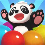 泡泡龙熊猫传奇红包版游戏