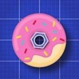 甜甜圈组件