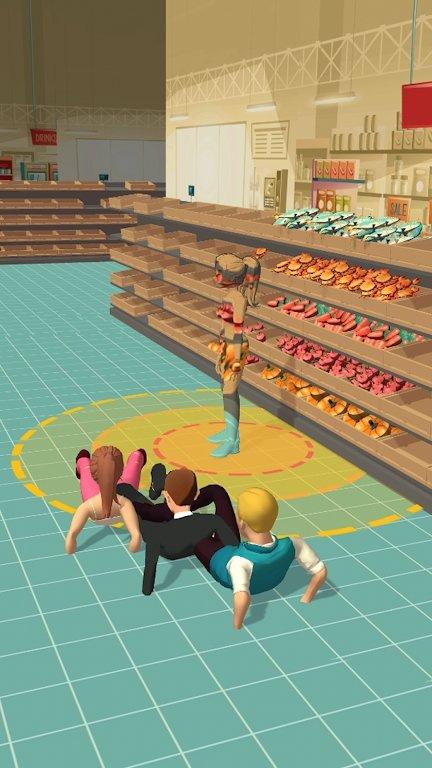 伪装艺术3D图2
