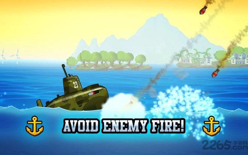 太平洋战争战舰海战手机版图3