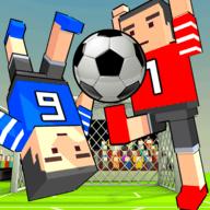 像素双人足球