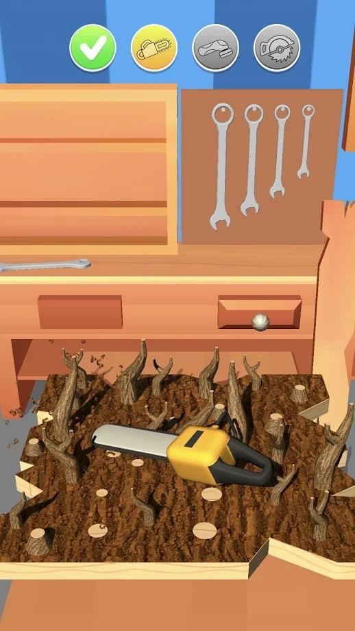 木头大师3D图3