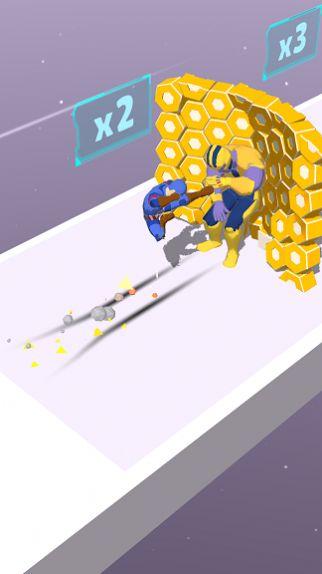 超级英雄混搭跑酷游戏安卓版图1