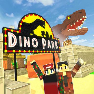 像素恐龙世界