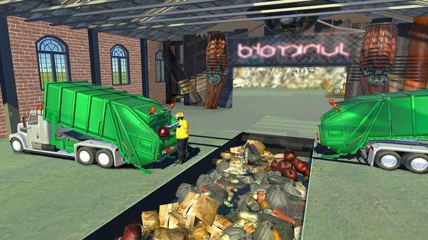 垃圾车司机图3