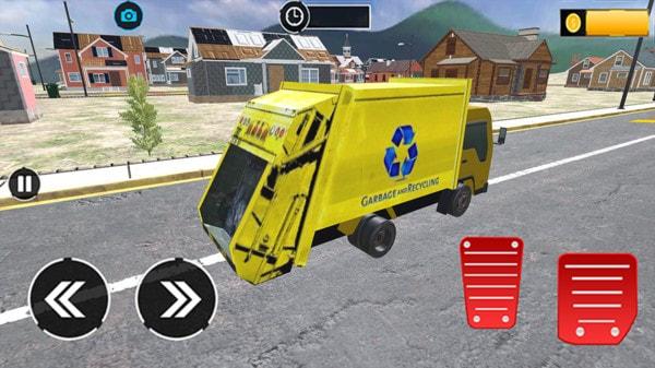 垃圾车司机图1